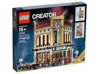 Lego palace cinema.