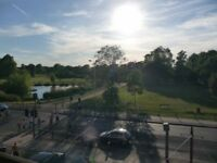 1 bedroom flat, views over clapham common, under 5 mins walk to clapham south tube