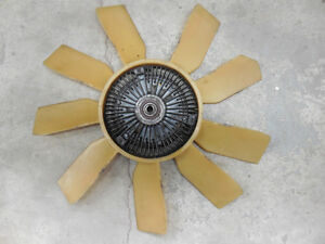 Mercedes w210 e320 w202 w208 Fan Clutch and Blade Behr