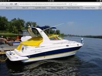 Like NEW Cruiser Yachts 280 CXi, Lots of Extras, MUST BE SEEN!!