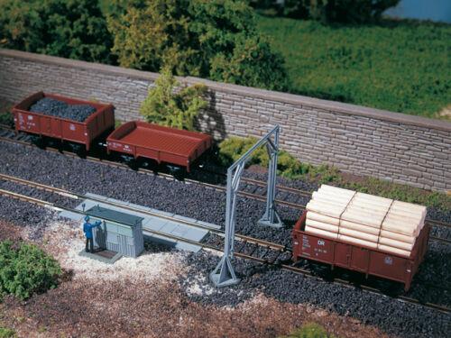 Auhagen 13313 Tt Gauge,Track Scale With Loading Weight # New Original Packaging