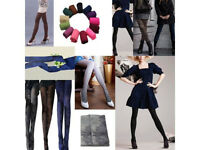Brand NEW Socks 120D Ladies Women Sexy Pantyhose Tights Clearance Sale Wholesale ALL-COLOUR