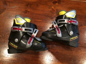 HEAD Ski Boots 20.5 youth