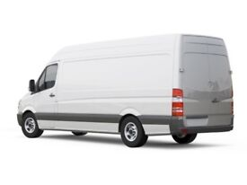 24/7 Man and Van hire house removals and drlivery services available on short notice for whole Uk