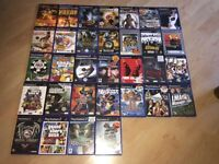 Sony Playstation 2 with 35 games