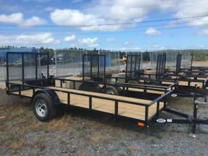 Trailer Factory Outlet Pricing, Great Quality!