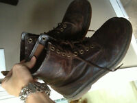 Doc Martin boots - size 8