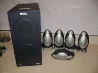 Altec Lansing 5.1 Speaker System