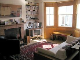 Lovely cosy 2 bed maisonette, part-furnished, easy rail access, 20 minutes walk to sea