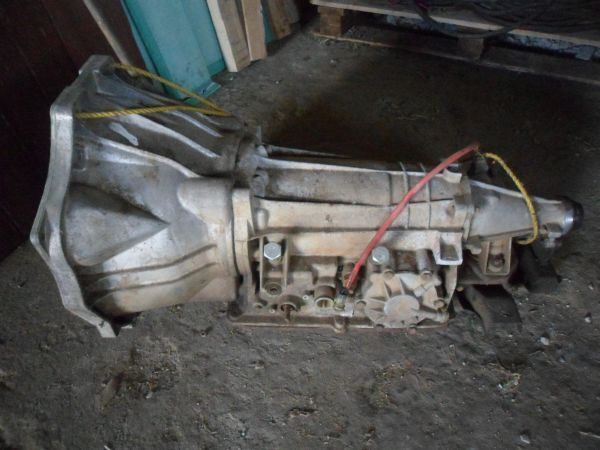 ford falcon 4 speed automatic gearbox