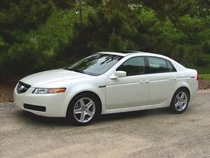 2006 Acura TL avec groupe navigation