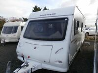 * OPEN SUNDAY 2 - 5 ** EARLY BIRD SALE STILL ON ** 2009 ELDDIS MAYFAIR 540 6-BERTH with RC MOVER **