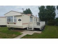VERIFIED OWNER *SEPT £25 P/N* CLOSE 2 FANTASY ISLAND 6 BERTH CARAVAN RENT/LET/HIRE in INGOLDMELLS