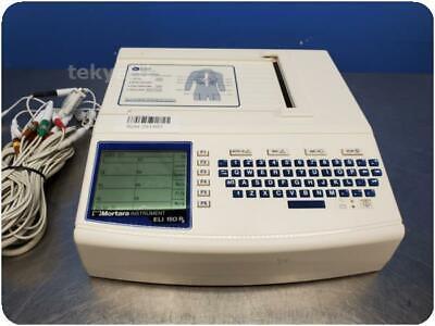 Mortara Instrument Eli 150 Rx Electrocardiograph System 261803