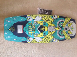 Byerly Wakeskate + ropes for sale