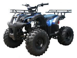 ATVS 125 WITH REVERSE 799.99 1-800-709-6249 St. John's Newfoundland image 1