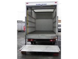 24/7 CHEAP MAN AND VAN HOUSE REMOVALS MOVERS FURNITURE DELIVERY BIKE RECOVERY LUTON VAN HIRE