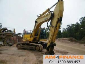 Komatsu 2000 Komatsu 35tonne excavator Tracked-Excav