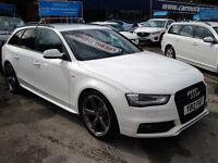 Audi A4 Avant 2.0TDI Black Edition