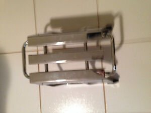 HARLEY DAVIDSON SOFTAIL QUICK DETACHABLE LUGGAGE RACK