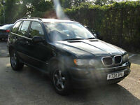 2001 BMW X5 3.0d DIESEL AUTOMATIC 2 OWNERS FROM NEW