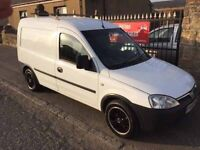 VAUXHALL COMBO 1.3 CDTI (2008) PRIVATE PLATE, 1 YEAR MOT, WARRANTY £1695