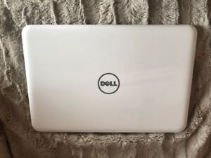 Dell Inspiron 11.6 laptop.
