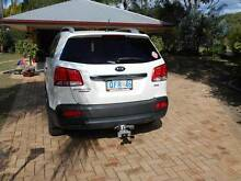 2011 Kia Sorento Wagon Walloon Ipswich City Preview