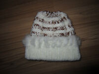 TUQUES & SCARVES - $3.00 EACH