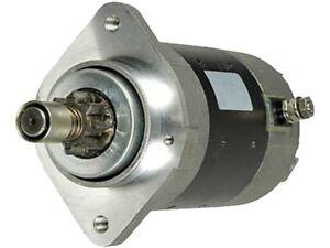 Starter Fits Suzuki Marine Outboard Engines 31100-87D00 31100-87D10 31100-92E00