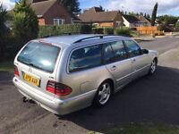 Mercedes E220 CDI Auto Estate 7 Seater £899