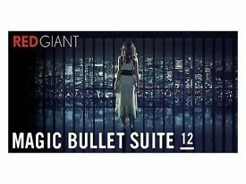 RED GIANT MAGIC BULLET SUITE 12 - LATEST VERSION FOR MAC & PC