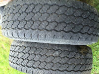 LT 265 75 R 16 TIRES FOR SALE