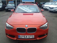 BMW 1 Series 116d EfficientDynamics Business (SAT NAV+ FULL LEATHER)