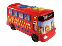 Fabulous condition Vtech Playtime Phonic bus. Smoke free home