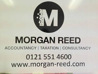 MORGAN REED ACCOUNTANTS - SAVE £££s- £99 SELF ASSESSMENT TAX RETURNS - ACCOUNTS , VAT , PAYROLL