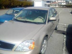 2005 Ford Five Hundred lx Sedan