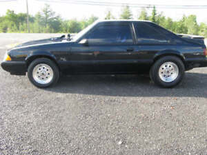 1988 Mustang 347 Stroker ready for street or track