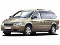 2004 CHRYSLER GRAND VOYAGER 2.8 CRD Limited XS 7 SEATER DIESEL AUTO