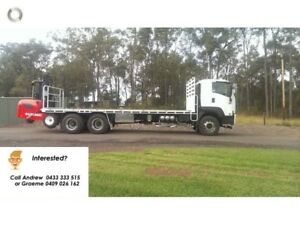2018 Isuzu FX240-350 350hp (Rent-to-Own available) Port Melbourne Port Phillip Preview