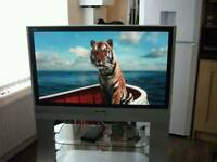 "42"" Panasonic Viera plasma, Freeview, HD ready, free delivery, no offers"