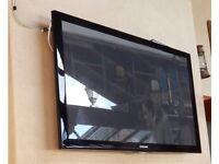 "Samsung 43"" ultra slim HD TV - excellent condition"