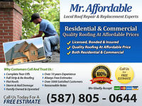 ►Affordable Roofing✔Best Roofing Company✔Call NOW