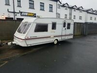 Swift challenger 5/6 berth