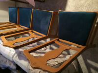 4 dinner chairs for sall total $120