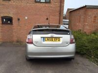 Breaking Toyota Prius 1.5 hybrid for parts