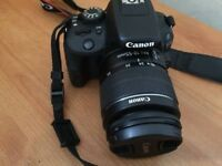 Canon 100D DSLR Camera Excellent Condition