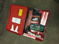 Brand New Hilti DX 450, Tons of shots included Concrete nail gun