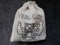 KING'S TABLE GAME A Viking Game in Bag