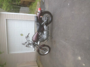 Yamaha V-Star 250 cc Motorcycle for Sale